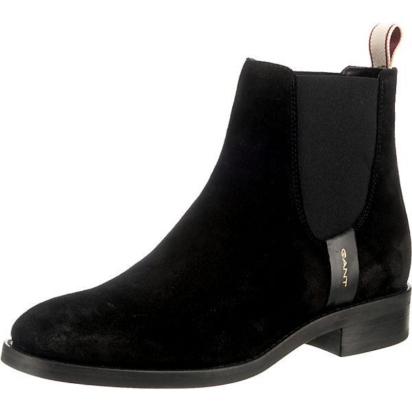 lowest price 3b2c2 11ab9 GANT, Fay Chelsea Boots, schwarz
