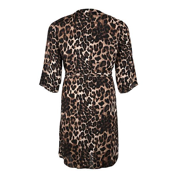 Schwarz Blusenkleid 4Dress Blusenkleider Elori3 Zizzi H9D2EI