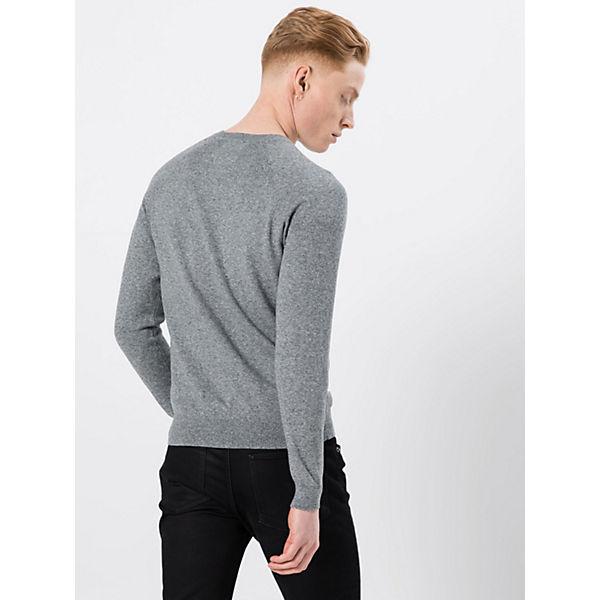 Pullover Vee Grau Superdry Orange Label 6gyYb7vf