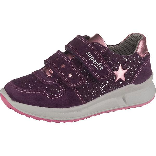 Gutes Angebot superfit  Sneakers Low MERIDA HS für Mädchen  Weite M4  lila