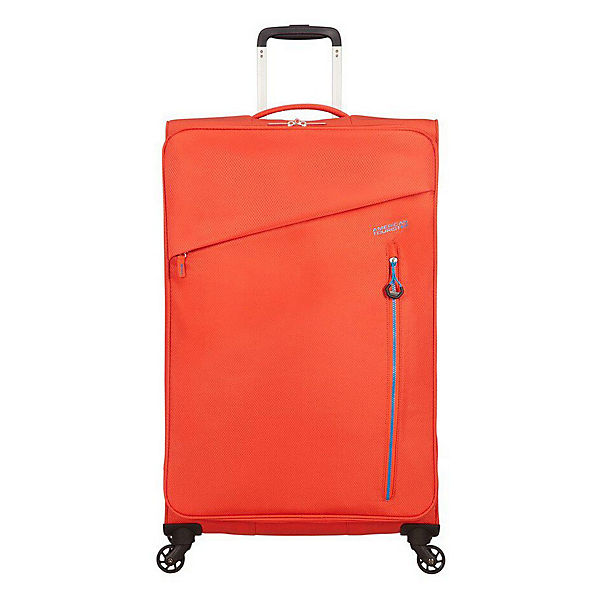 Litewing 4 American Mehrfarbig Cm trolley L rollen 81 Tourister UVGMpqSz
