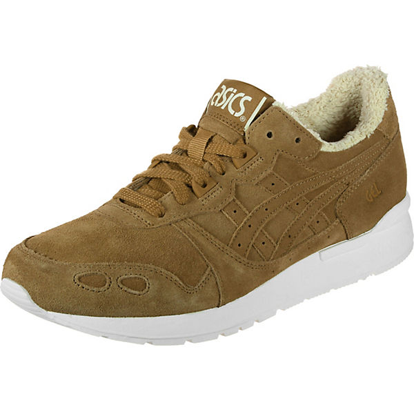 Im Retro Sneakers Low Gel lyte Tiger Braun Asics Sneaker look 5Rq3A4jL