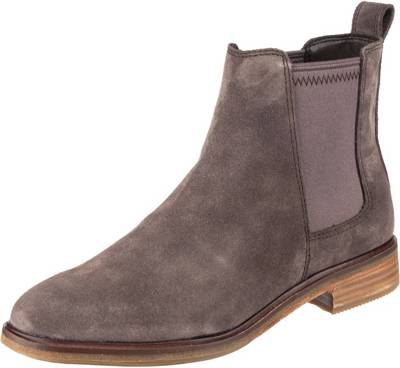 Clarks, Clarkdale Arlo Chelsea Boots, taupe