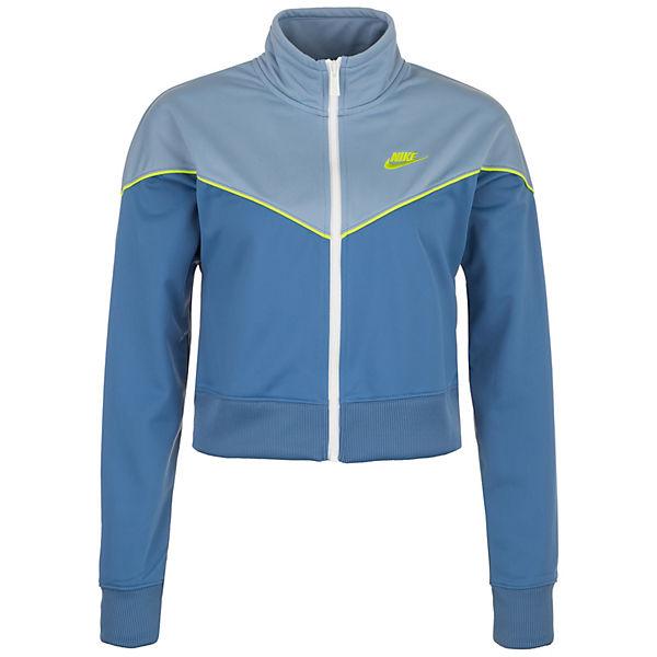 Damen Windrunner Nike Jacke Hellblau Heritage Sportswear XPkOilwTZu