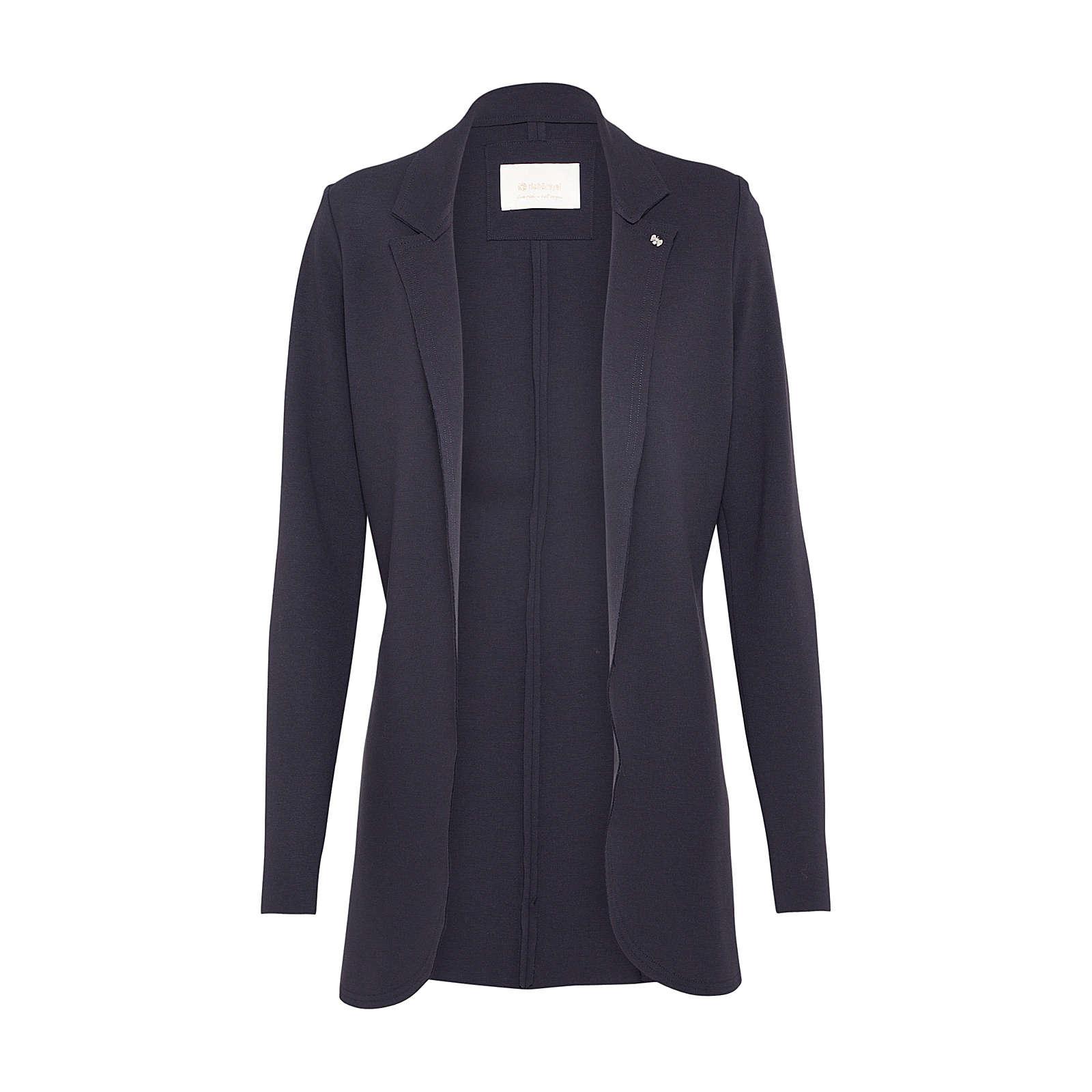 rich&royal Rich & Royal Blazer Sweatblazer blau Damen Gr. 38