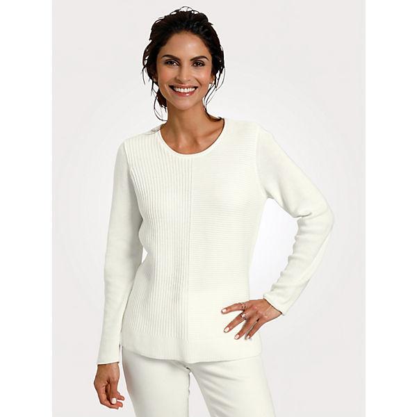 Pullover Olsen Olsen Pullover Olsen Olsen Pullover Weiß Weiß Weiß jqpUGzLSMV