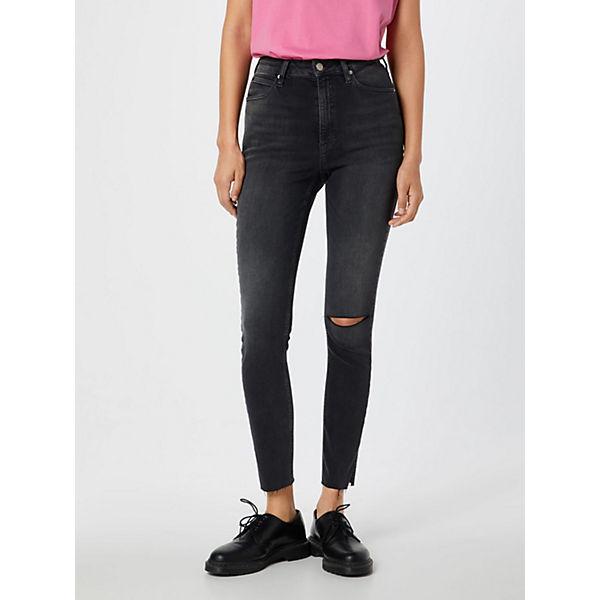 Black Jeans Jeanshosen Denim Calvin Klein JF1clK