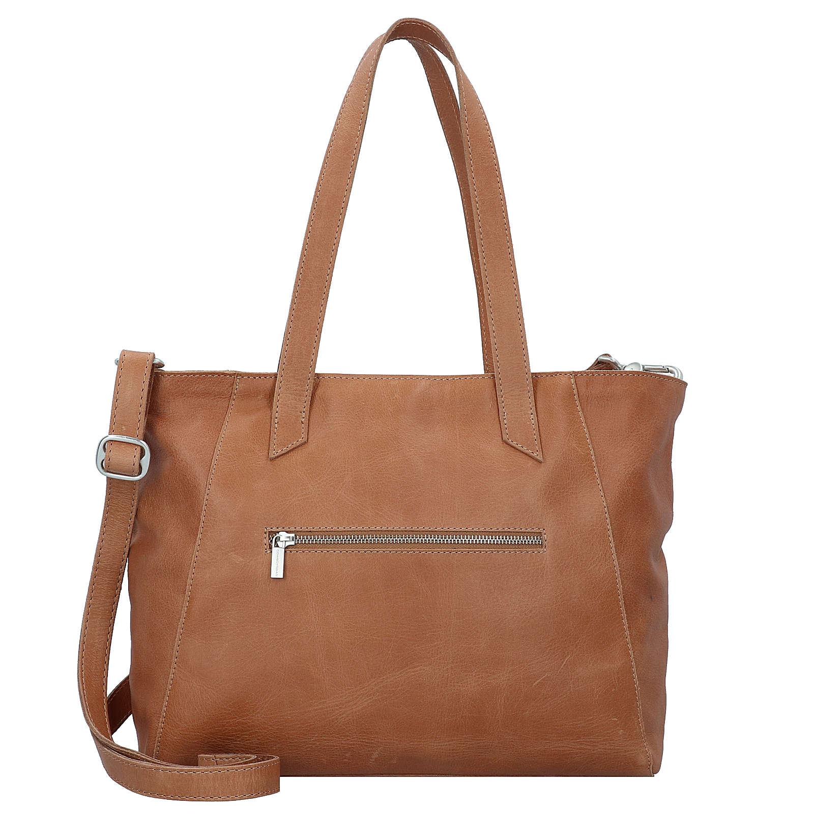 COWBOYSBAG Jenner Shopper Tasche Leder 36 cm Shopper braun Damen