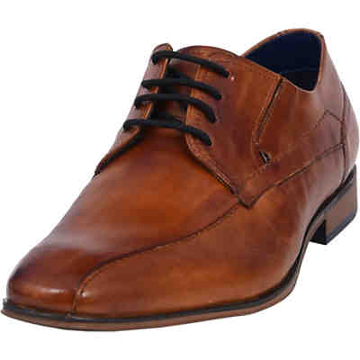 info for d8ec4 b2a6b bugatti, Business Schuhe, cognac