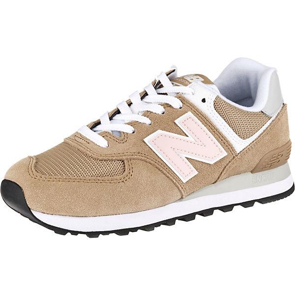 Balance New Wl574 Beige Sneakers Low PTZiwXOku