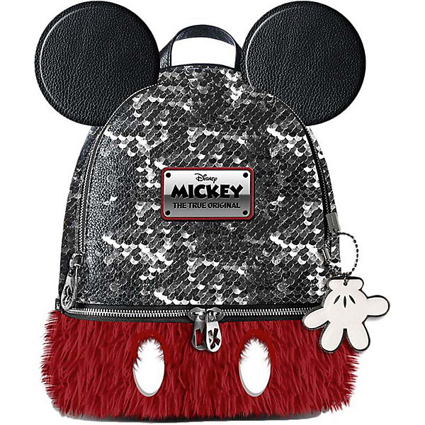 Kinderrucksack Mickey Sequin