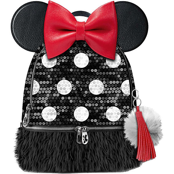 Kinderrucksack Minnie Mouse Sequin