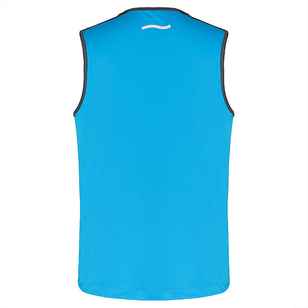 Blau Tops Top Herren Sportswear Afon Tank Tao Nachhaltiges Funktions grau rBoexCdW
