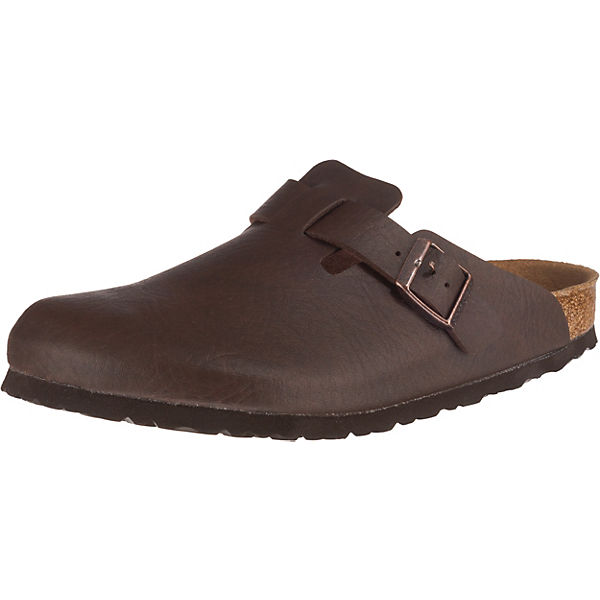 Boston Saddle Vegan Clogs