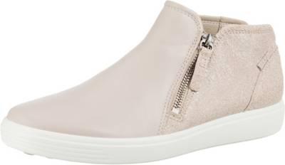 ecco, Ecco Soft 7 W Ankle Boots, grau
