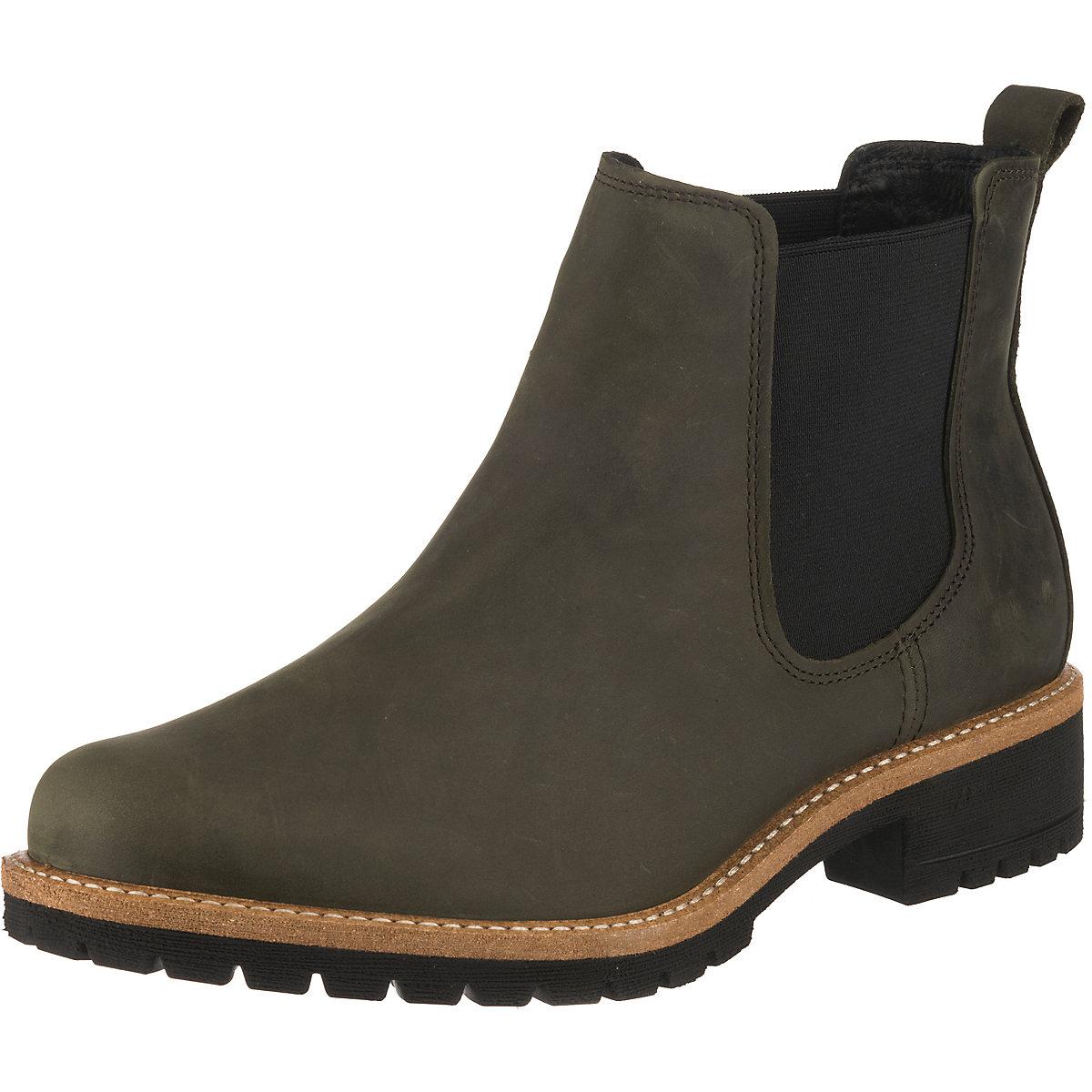 Ecco, ECCO ELAINE Chelsea Stiefel, dunkelgrün  Gute Qualität beliebte Schuhe