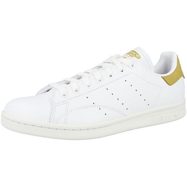 Stan Sneakers Adidas Originals Low Smith Weiß Schuhe OkiTZwuXP