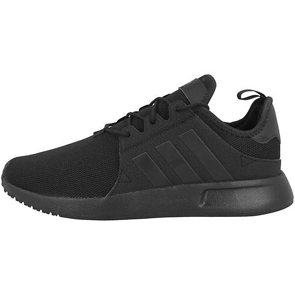 Originals Schwarz Low Sneakers plr X Adidas Schuhe qSVzpGUM