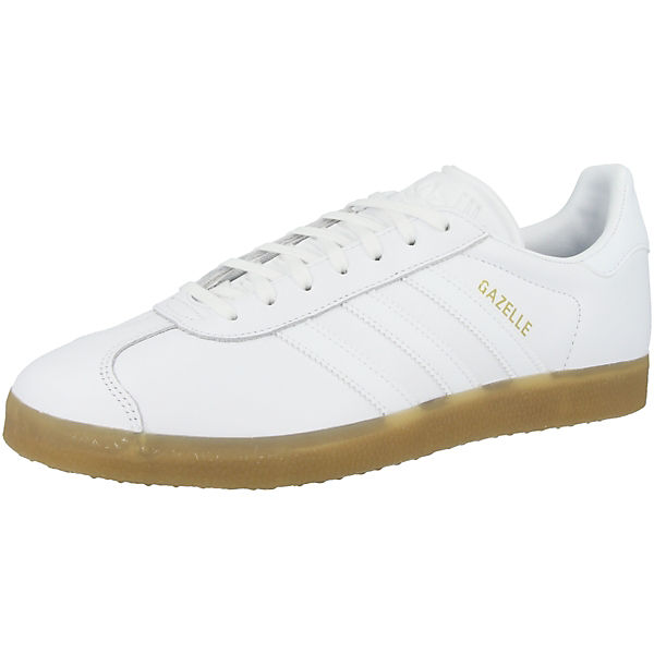 Adidas Originals Low Schuhe Sneakers Gazelle Weiß D2IW9EHY