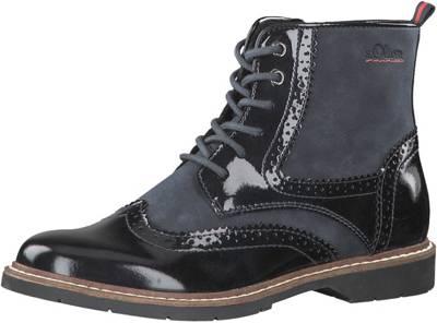 Herren S.Oliver Red Label Stiefel & Boots | Designer Stiefel