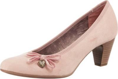 s.Oliver, Klassische Pumps, rosa