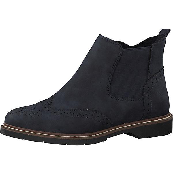 Gutscheincodes Outlet-Boutique ungleich in der Leistung s.Oliver, Chelsea Boots, blau
