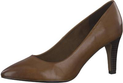 s.Oliver Spangen Pumps braun Damen Schuhe Gr. 39 Riemen
