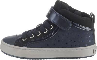 Geox B FLICK G Blau Schuhe Sneaker High Kind 58
