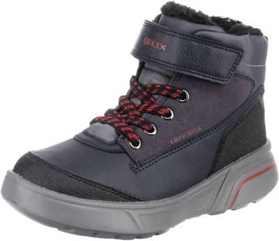 Grau Weiß Schuhe Kostenloser Sneakers Geox Versand Kennet eE29YWIDH