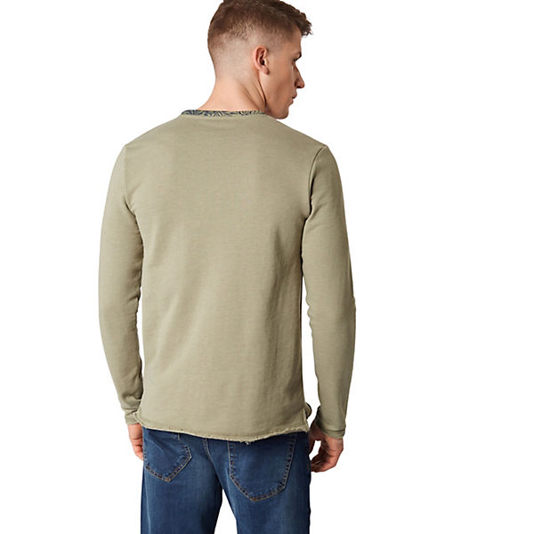solid solid solid Abel Oliv Abel Shirt Langarmshirts Langarmshirts Shirt Shirt Abel Oliv qzSUMVp