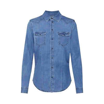56570825d60875 Pepe Jeans Bluse Rosie Langarmblusen ...