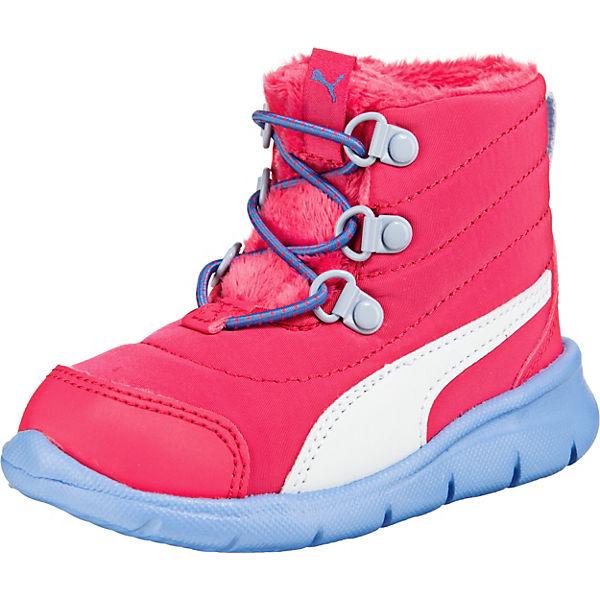authentisch Top Marken bezahlbarer Preis PUMA, Baby Winterstiefel BAO 3 für Mädchen, pink
