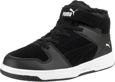 PUMA, Sneakers High PUMA REBOUND LAYUP FUR SD V PS für