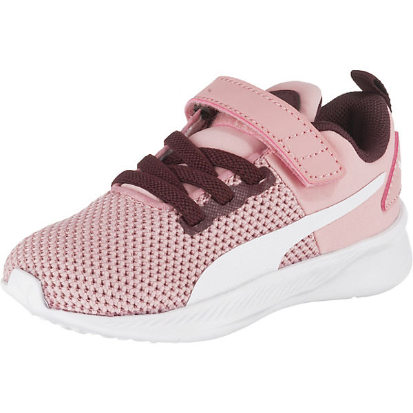 3e7a25008f PUMA, Baby Sportschuhe FLYER RUNNER V für Mädchen, rosa | mirapodo