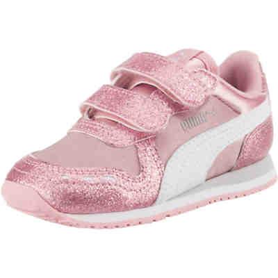3dcfd641ab Baby Sneakers Low CABANA RACER GLITZ V für Mädchen ...