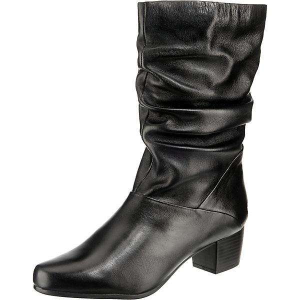 Slouch Caprice Bella Caprice Schwarz Schwarz Boots Slouch Caprice Bella Bella Boots P8wknO0X