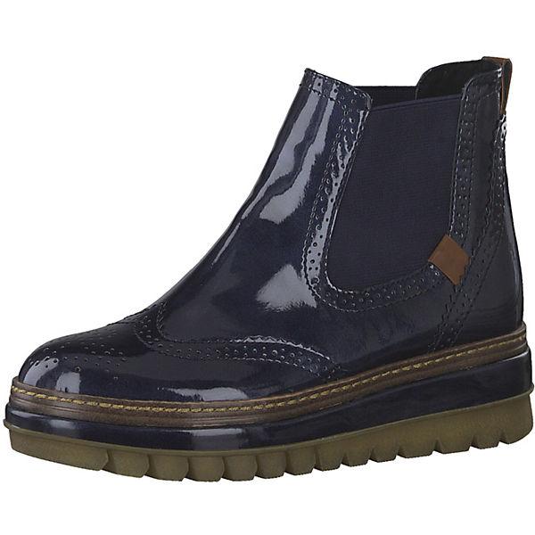 Erstaunlicher Preis Tamaris Chelsea Boots dunkelblau