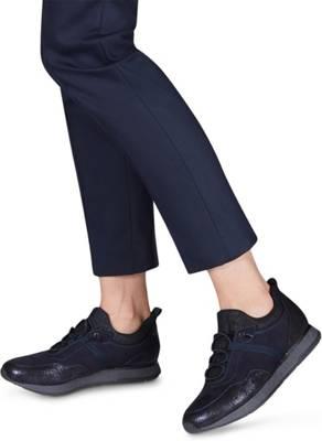Tamaris Damen Sneaker blau mittel Größe:36, 37, 38, 39, 40