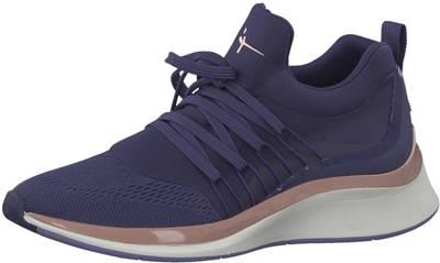 Tamaris Sneaker blau | Markenschuhe