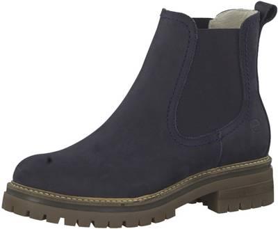Tamaris, Chelsea Boots, blau