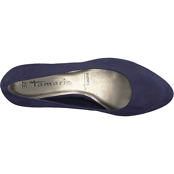 Tamaris  Klassische Pumps  dunkelblau