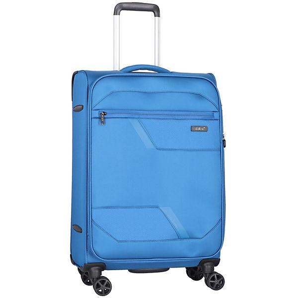 amp;n D Cm rollen Line Trolley 4 7004 Blau Travel 65 N0nv8mwO