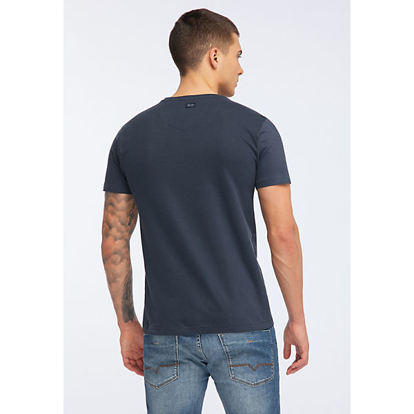 Petrol T Men shirt Dunkelblau Industries D9E2YbeIWH