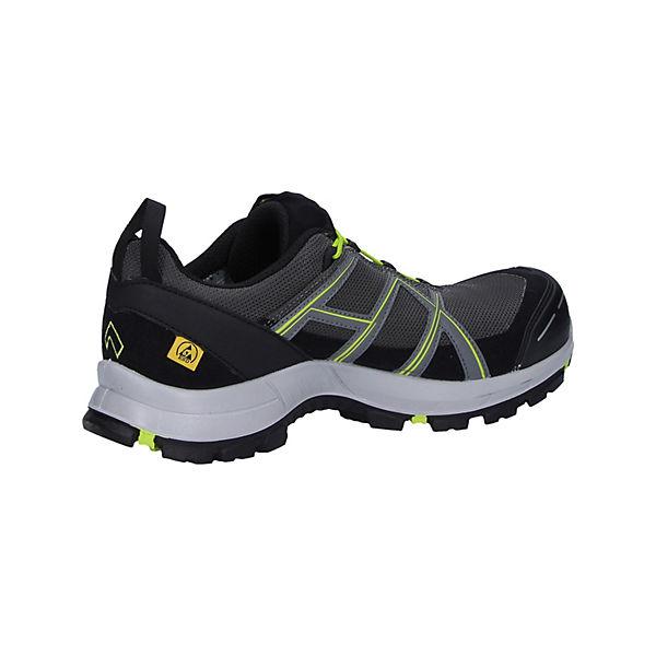 Safety 40 Haix® Eagle 1 Sicherheitshalbschuhe Black gelb Grau Sicherheitsschuhe Haix vmyP8ONnw0