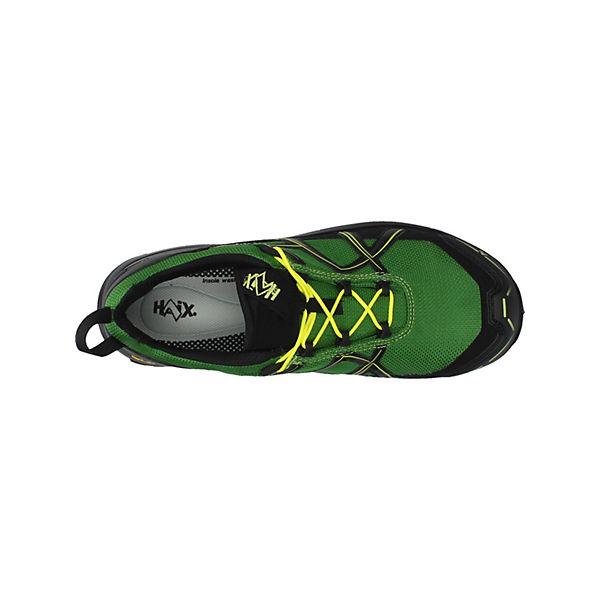 Sicherheitsschuhe Haix Black grün 40 Haix® Low Schwarz Sicherheitshalbschuhe Eagle 1 Safety 8yvn0NwPOm