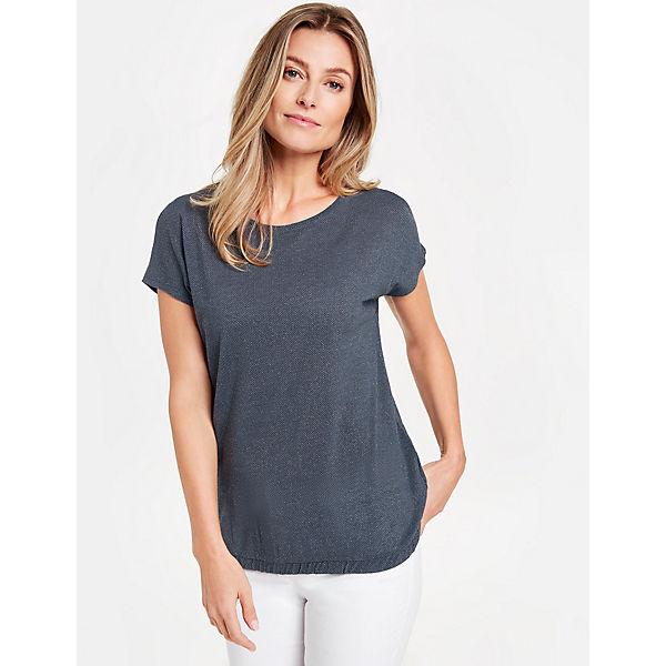Shirt Weber T 1 Blue Arm Denim Oversize shirt Gerry 2 kPuOXZiT