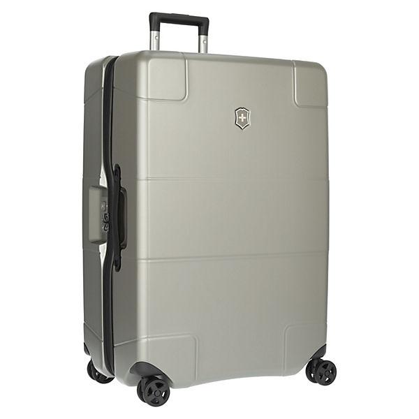 trolley Lexikon 4 Schwarz Hard Case Side Cm 75 Victorinox Large rollen q435ARjL