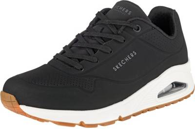 SKECHERS, UNO STAND ON AIR Sneakers Low, schwarz