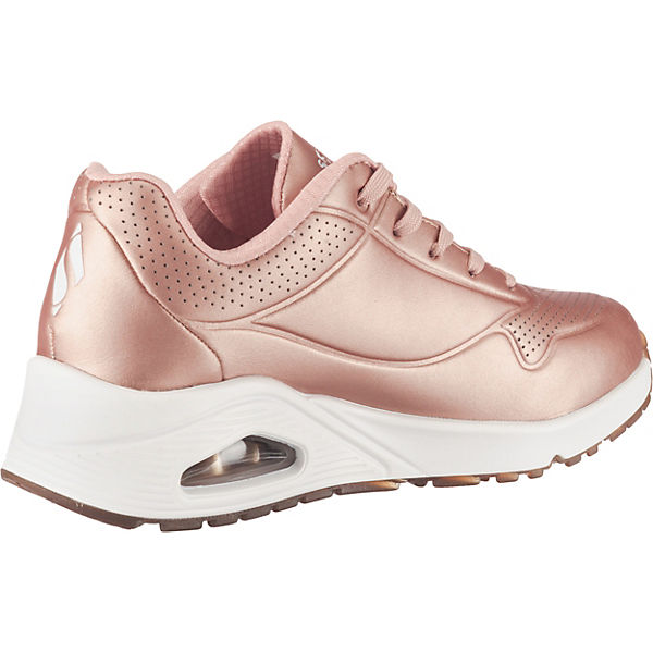 Uno Bold Low Rose Skechers Sneakers Gold 2DIW9EH
