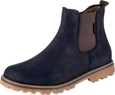 VADO Stiefel Mädchen schwarz Boots